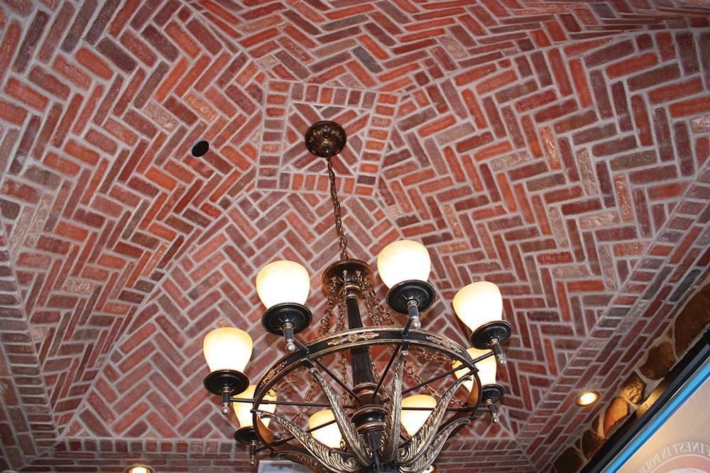 Englishpub Herringbone Ceiling web