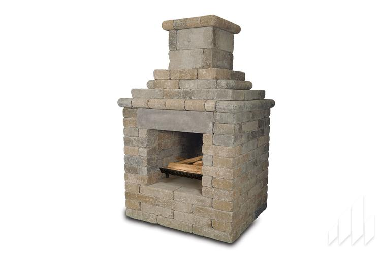 Serenity 100 Fireplace General Shale, General Shale Fireplace Kit