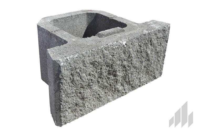 Rockwood 8x8x12 Square Foot Gray