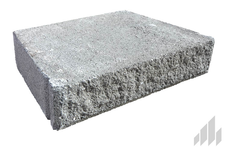 Universal Wall Cap Non-Weathered Gray