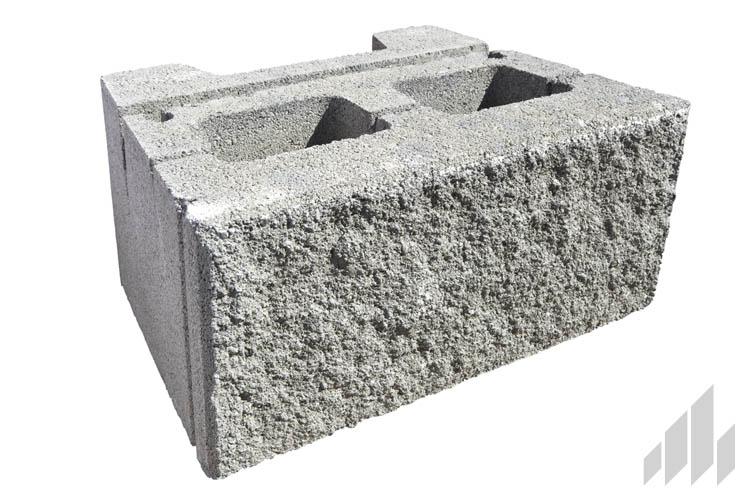 Versa LOK 8x8x12 Square Foot Gray