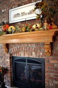 fall chimney