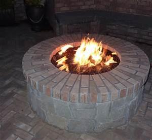 flame firepit